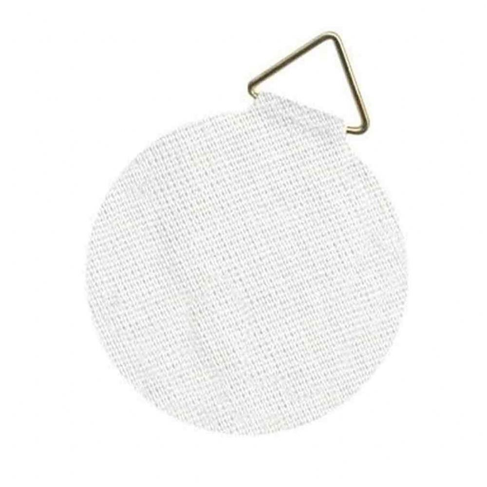 Gummed Cloth Hangers 40mm diameter